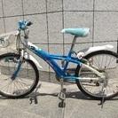 子供用 ギア付き自転車