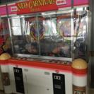 クレーンゲーム機
