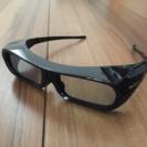 sony 3Dメガネ 2つ