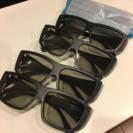 IMAX 3Dメガネ 5個