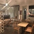 PARCO5階のカフェ