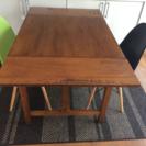 カフェ風テーブル(椅子は別売りです)
