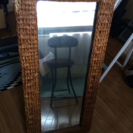 アジアン雑貨 アジアン鏡