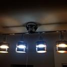 カフェ風照明器具 17年6月中旬引渡し希望