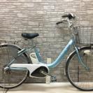 新基準 パナソニック ビビNX  8Ah リチウム 電動自転車  ...