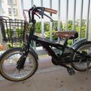 子供用自転車 16インチ (別途 補助輪付)