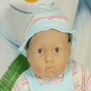赤ちゃん人形 おままごと 着せ替え 赤ちゃん 人形セラピー 抱き人...
