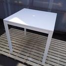 [白テーブル]IKEA⁑リサイクルショップヘルプ