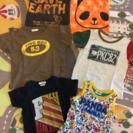 Tシャツ、タンクトップ90〜100セット♡保育園着に!