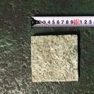 【未使用品】 天然石タイル 色ライトグリーン 4,000円/㎡~