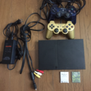 PS2本体 SCPH-70000 ソフト16本セット