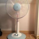 (中古)扇風機 タイマー機能付 山善 2011年製