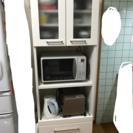 【美品】キッチン収納棚 スリムタイプ