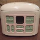 【SANYO】小型炊飯器