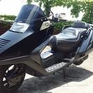 ☆☆ホンダフュージョンX MF02 黒 キレイなビッグスクーター