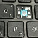 ASUS ノートパソコンのキーボード部品譲ってください。x551c...