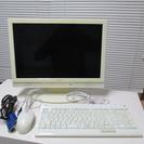 液晶ディスプレイ‐19ワイドVL-19WM1&キーボード MODE...