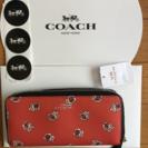 新品  値札付きCOACH財布