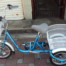新車 SWING CHARLIE 16インチ三輪自転車 ロータイプ