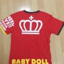 【使用度低】BABYDOLL Tシャツ
