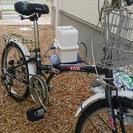 折り畳み自転車(交渉中連絡不必要)