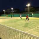 テニス仲間募集(๑˃̵ᴗ˂̵)