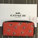 新品  COACH 長財布