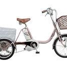 ※値下げ【中古】電動自転車 2010年モデル パナソニック 電動三...