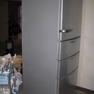 ノンフロン冷凍冷蔵庫 ハイアール 2014製 4ドア 355L 美...