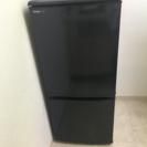 SHARP 137L 冷蔵庫
