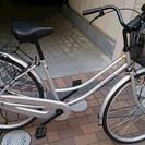 26インチ、綺麗な自転車はいかがですか?