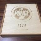 THE POLICE BOX シリアルナンバー1578