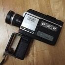 ジャンク? ミノルタ8mmカメラ XL-400