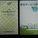 JR東日本 株主優待割引券 5枚綴り