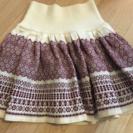 イーハイフン スカート ¥200