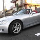 ホンダ S2000 車検付き2018年10月 赤幌リアショック新品...
