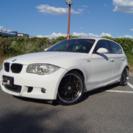 BMW116iMスポーツパッケージ HDDナビ ETC 車検2年付...