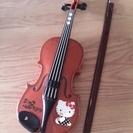 バイオリン キティちゃんのバイオリン