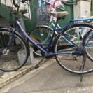 頑丈な自転車