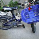 16インチジュニア自転車