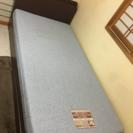 シングルベッド(収納つき)