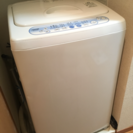 TOSHIBA 全自動電気洗濯機