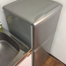[無料] 三洋電機・冷蔵庫・107x46x48・一人暮らし