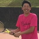 稲沢市 奥田公園テニスコート テニス教室 エニーテニスクラブ主催