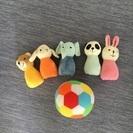 【子育支援】幼児用ボーリングセット ☆格安 100円☆