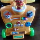 【値下げ】アンパンマンウォーカー(アンパンマン 乗って!押して!へ...