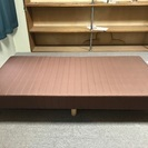 とてもキレイなシングルベッド