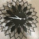 ※交渉中  #ニトリ #掛け時計 #デザイン時計