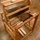 編み機、織り機ありましたら