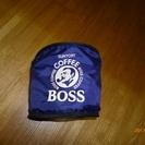 缶コーヒー BOSS 6缶が入る袋